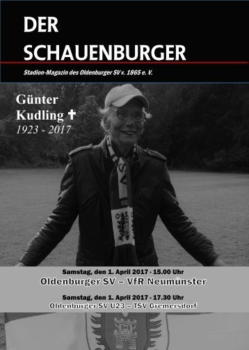 Der Schauenburger 1. April 2017
