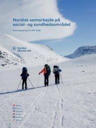 Nordisk samarbejde på social- og sundhedsområdet