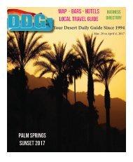 This week in gay Palm Springs California