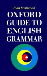 GUIDE ENGLISH GRAMMAR BOOK