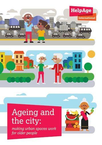 Ageing and the city