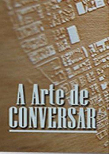 MARTINS, Luiz Carlos - A Arte de Conversar