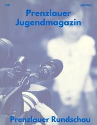 1.Prenzlauer Jugendmagazin