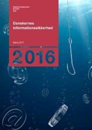 Danskernes informationssikkerhed