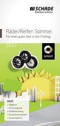 SCHADE Räder/Reifen Sommer smart