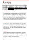 EKONOMİK TAKVİMDE ÖNE ÇIKANLAR - Page 2