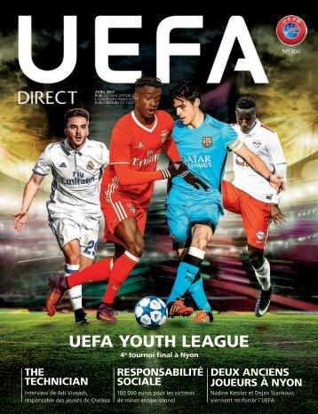 UEFA Direct n°166 Français