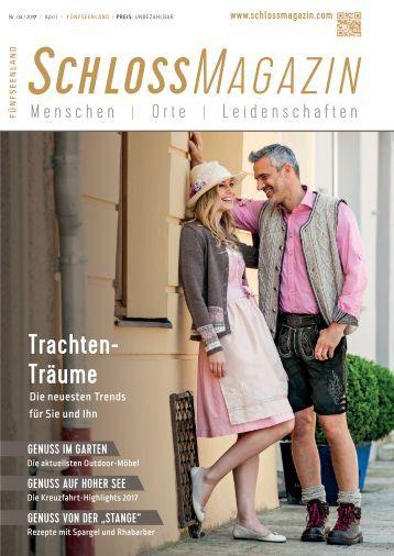 SchlossMagazin Fünfseenland April 2017