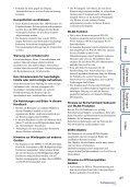 Sony HDR-AS100VB - HDR-AS100VB Guide pratique Allemand - Page 4