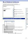 Sony HDR-AS100VB - HDR-AS100VB Guide pratique Turc - Page 2