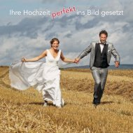 Foto Braitsch Hochzeits Broschüre 2017