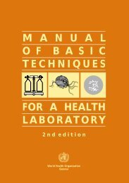 Manual of basic techniques for a health laboratory - libdoc.who.int ...