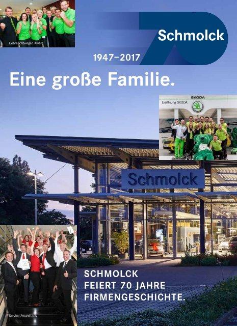 Schmolck Jubiläumsbroschüre 01/2017