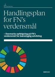Handlingsplan for FN's verdensmål