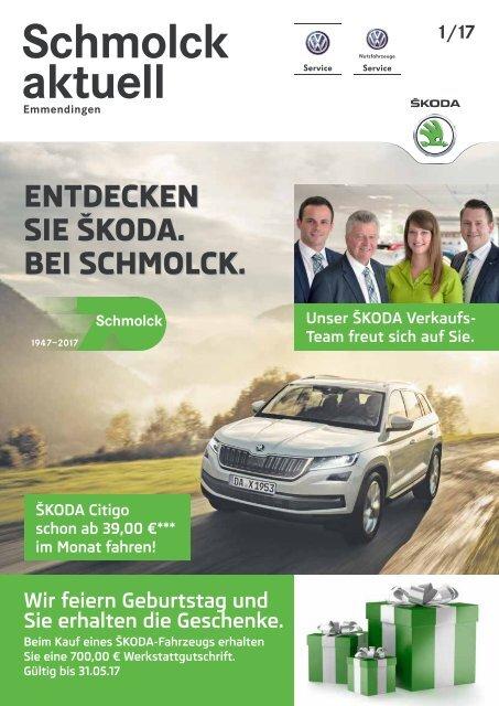 Schmolck aktuell ŠKODA 117