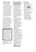 Sony DVP-FX780 - DVP-FX780 Istruzioni per l'uso Sloveno - Page 3