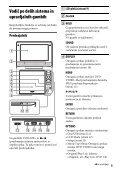 Sony DVP-FX780 - DVP-FX780 Istruzioni per l'uso Sloveno - Page 5