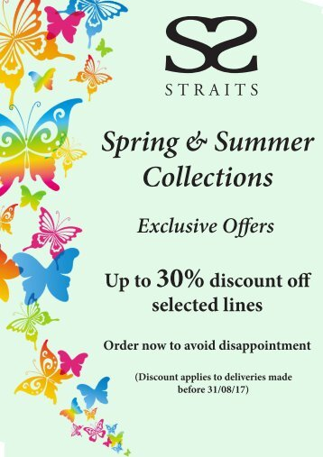 Spring Summer Collections (Exclusive Offers) A3