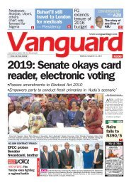 31032017 - 2019: Senate okays card reader, electronic voting