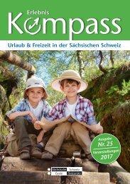Erlebnis-Kompass 2017 Sächsische Schweiz