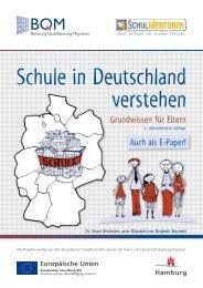 Schule in Deutschland verstehen, 3. überarbeitete Auflage