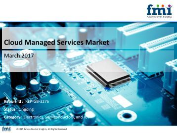 Cloud Managed Services Market Value Share, Supply Demand, share and Value Chain 2017-2027