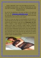 Neha Hyderabad Escorts gives genuine delight of affection - Page 2