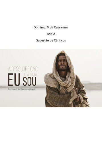 Domingo V da Quaresma - Ano A