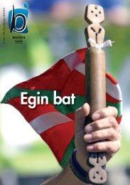 Egin bat