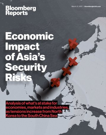 Economic Impact of Asia's Security Risks