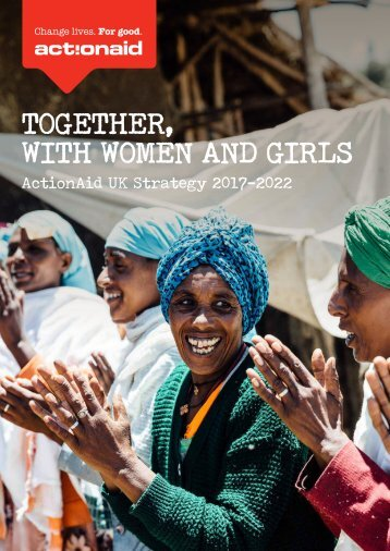 TOGETHER WITH WOMEN AND GIRLS
