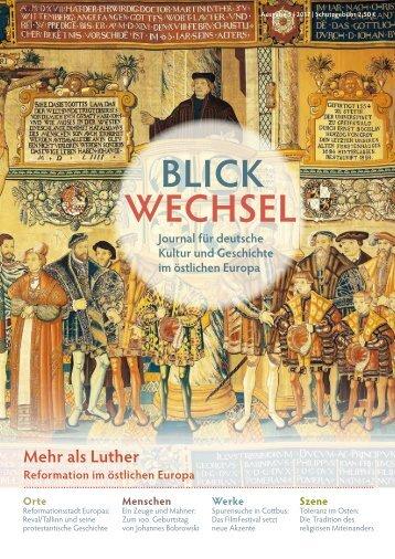 BLICKWECHSEL 2017