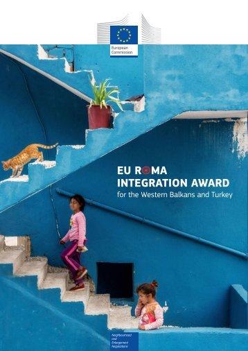 EU R MA INTEGRATION AWARD
