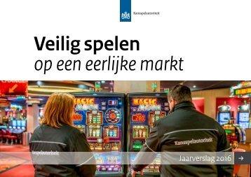Veilig spelen op een eerlijke markt
