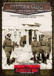 Greece PDF Download... - Flames of War