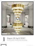 Luxury trends chandeliers decor  - Page 2