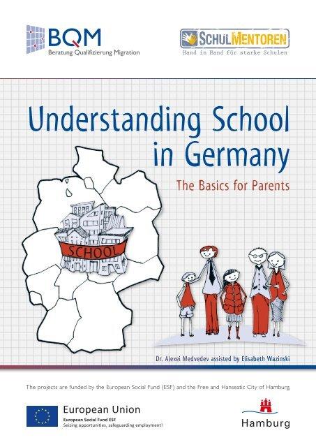 Schule in Deutschland verstehen (englische Sprachfassung)