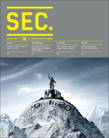 Invicta SEC. Magazine nr 1