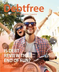 Debtfree Magazine March 2017