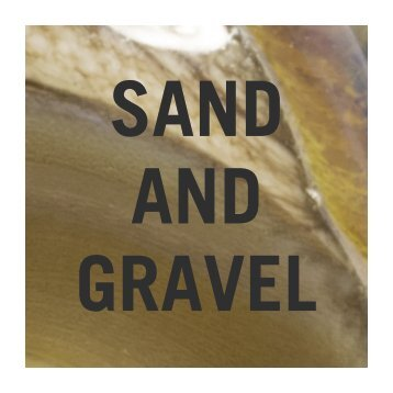 Sand Gravel Book viewing format