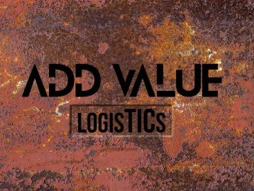 ADD VALUE descripcion de servicios