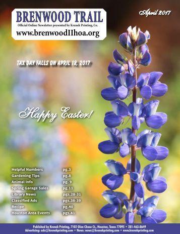Brenwood II April 2017
