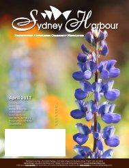 Sydney Harbour April 2017