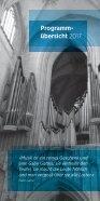 Kirchenmusik im Ulmer Münster 2017 - Seite 5