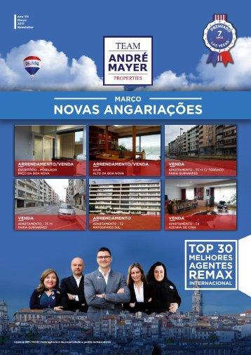 Newsletter Março - Team André Mayer
