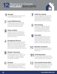 12 Reasons To Choose Flyer_Process