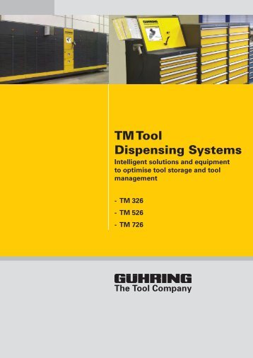TM Vending Machine - Guhring
