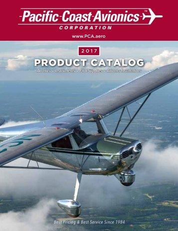 PCA 2017 Catalog