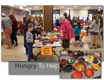 Hungry To Help