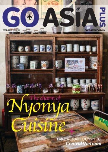GOASIAPLUS April Issue